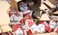 یک محموله بزرگ سیگار قاچاق در کهگیلویه و بویراحمد کشف شد