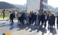 گزارش تصویری استقبال مردم شهر و بخش پاتاوه از کاروان امام رضا(ع) (۱)