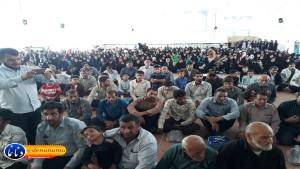گزارش تصویری استقبال مردم شهر و بخش پاتاوه از کاروان امام رضا(ع) (۱۴)