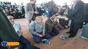 گزارش تصویری استقبال مردم شهر و بخش پاتاوه از کاروان امام رضا(ع) (۱۶)
