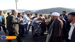 گزارش تصویری استقبال مردم شهر و بخش پاتاوه از کاروان امام رضا(ع) (۳)
