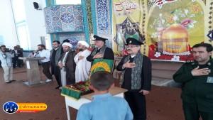 گزارش تصویری استقبال مردم شهر و بخش پاتاوه از کاروان امام رضا(ع) (۸)