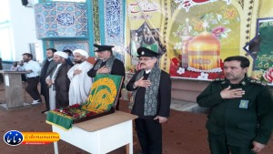 گزارش تصویری استقبال مردم شهر و بخش پاتاوه از کاروان امام رضا(ع) (۹)