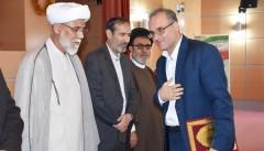 معارفه رئیس کل جدید دادگستری استان کهگیلویه و بویراحمد