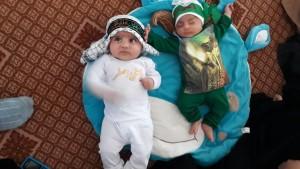 گزارش تصویری مراسم شیرخوارگان حسینی در پاتاوه (۱۳)