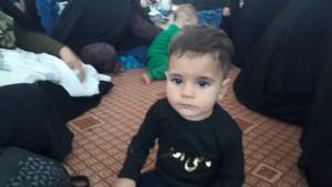 گزارش تصویری مراسم شیرخوارگان حسینی در پاتاوه (۱۴)