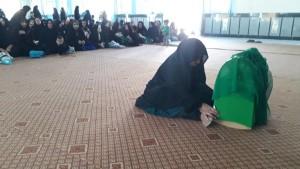 گزارش تصویری مراسم شیرخوارگان حسینی در پاتاوه (۱۵)