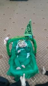 گزارش تصویری مراسم شیرخوارگان حسینی در پاتاوه (۱۶)
