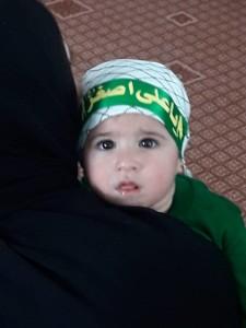 گزارش تصویری مراسم شیرخوارگان حسینی در پاتاوه (۲)