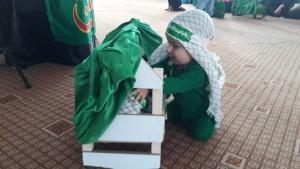 گزارش تصویری مراسم شیرخوارگان حسینی در پاتاوه (۲۲)