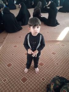 گزارش تصویری مراسم شیرخوارگان حسینی در پاتاوه (۲۴)
