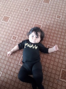 گزارش تصویری مراسم شیرخوارگان حسینی در پاتاوه (۳)