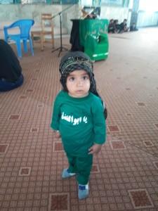گزارش تصویری مراسم شیرخوارگان حسینی در پاتاوه (۵)