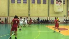 جشن قهرمانی تیم هندبال نفت گچساران در دیار کاکوها