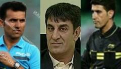 هفته طلایی داوران فوتبال کهگیلویه و بویراحمد از اهواز تا مشهد و دیار نصف جهان