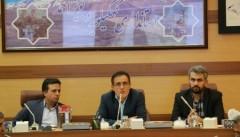 نشست بررسی آخرین وضعیت خسارات ناشی ازخسارت ۱۰ هزار میلیاردی سیل به استان سیل