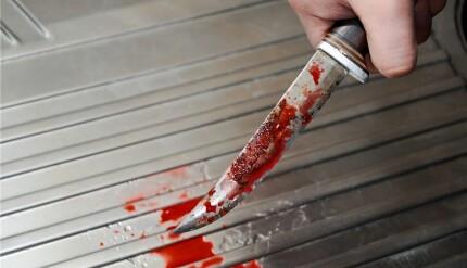 قتل+با+چاقو